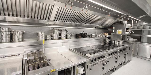 Endüstriyel Mutfak Koku Giderimi